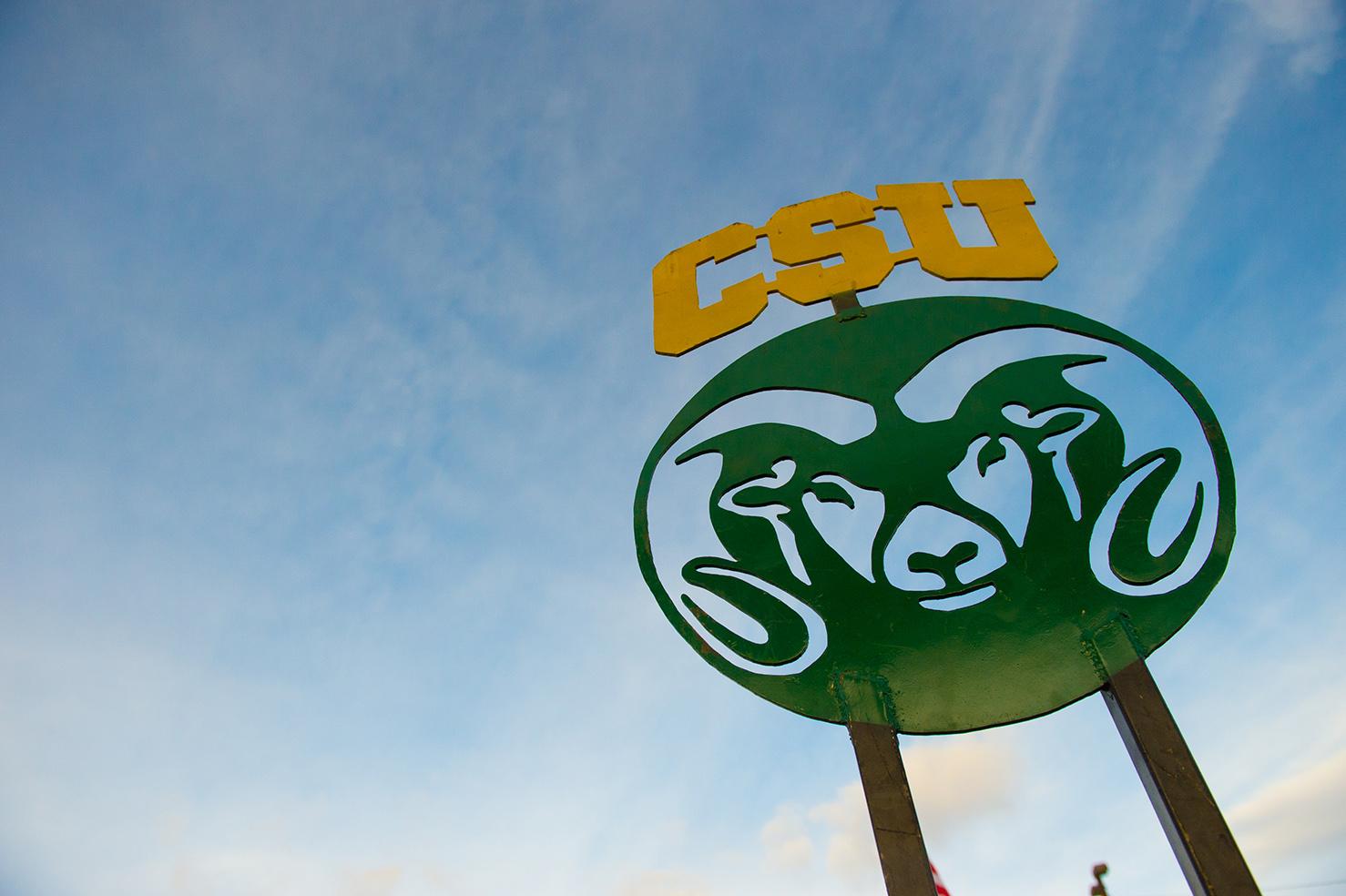 CSU Sign